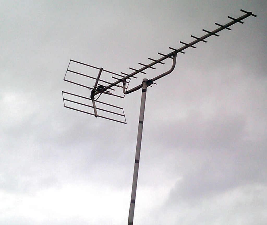 Figure 1 - The Yagi-Uda antenna